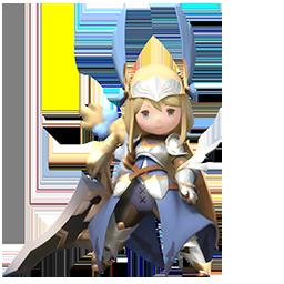 聖光の戦姫ヒルデ