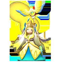 風光の天女アマリー