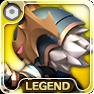 竜剣の覇王シーザー