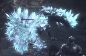 巨大結晶トカゲ