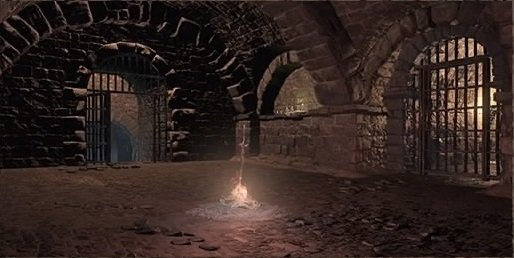 イルシールの地下牢