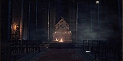 深みの聖堂