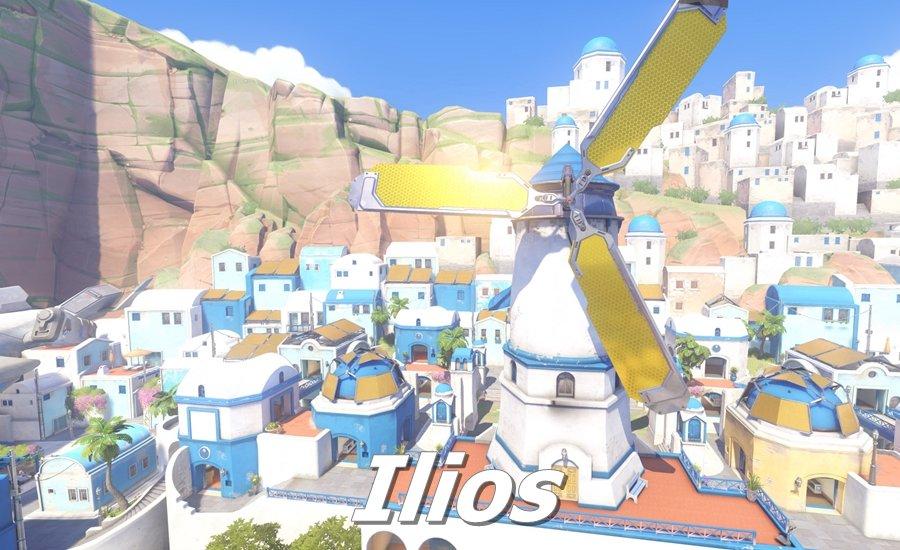 ILIOS - オーバーウォッチ Overw...