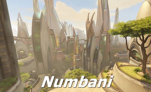 NUMBANI