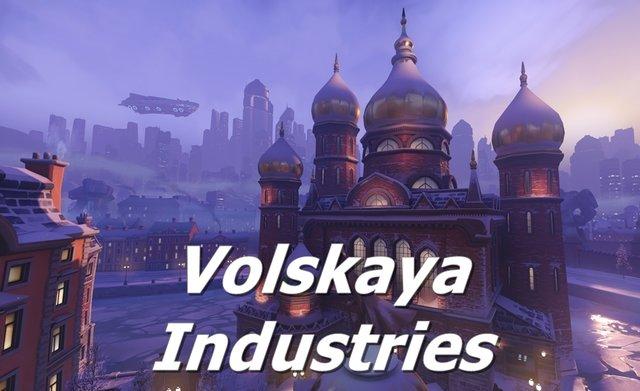 VOLSKAYA INDUSYATIES