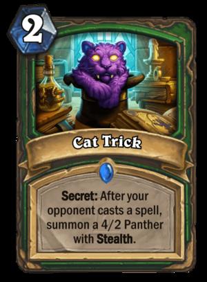 CatTrick