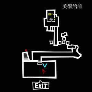 美術館前_地図