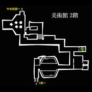 美術館2階_地図