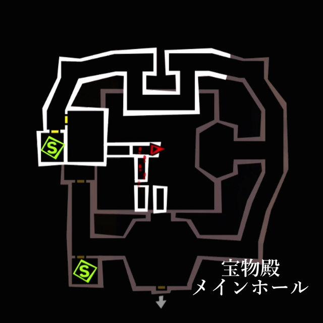 宝物殿・メインホール上層.jpg