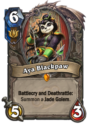 Aya Blackpaw
