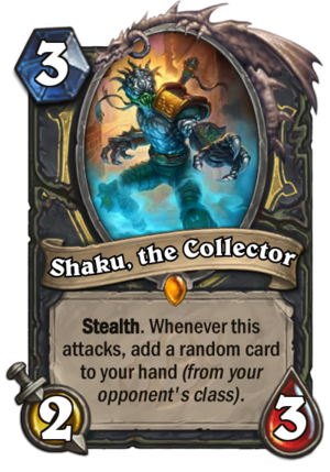 Shaku the Collector
