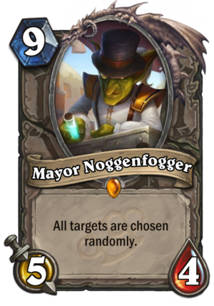 Mayor Noggenfogger