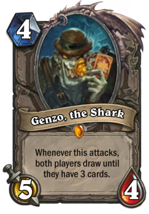 Genzo the Shark