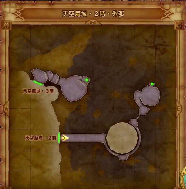 天空魔城・2階・外部.jpg
