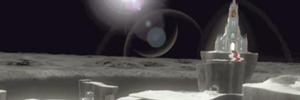 月の国ハニークレーター