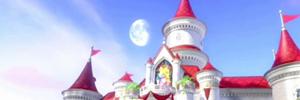 キノコ王国ピーチ城