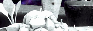 月の国裏ラビットクレーター