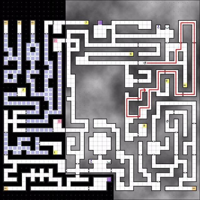 嘆きの胎-第六圏隠し場A_「真径津鏡」入手後の最短ルート.jpg