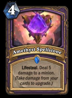 Amethyst Spellstone