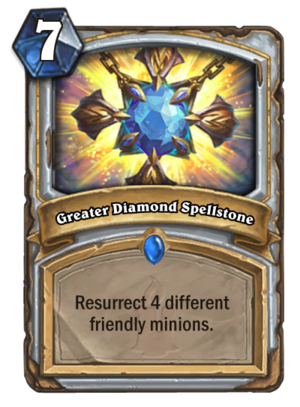 Greater Diamond Spellstone
