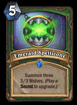 Emerald Spellstone