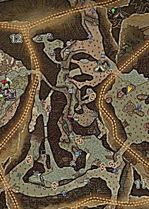 古代樹の森_採集_エリア11