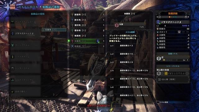 MHW 装飾品バグ (1)