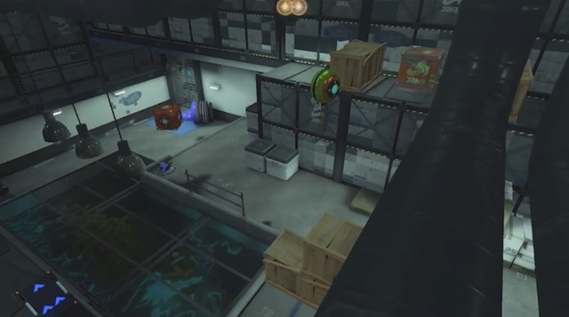 謎の実験施設