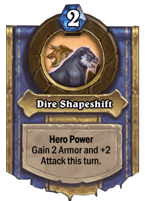 Dire_Shapeshift