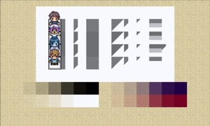 【マップ】影の違い2