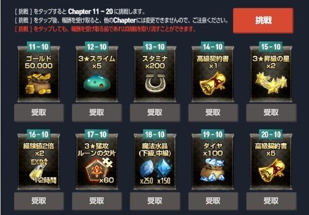 ストーリー完走チャレンジch11-20