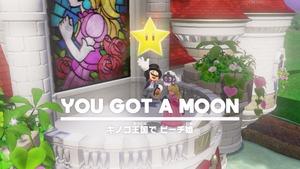 43 キノコ王国でピーチ姫