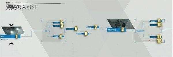 デトロイト_海賊の入り江1