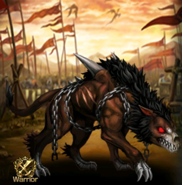 地獄の番犬