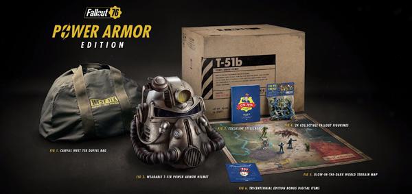 フォールアウト76Power-Armor-Edition