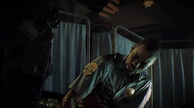 警察署の生き残りマービン