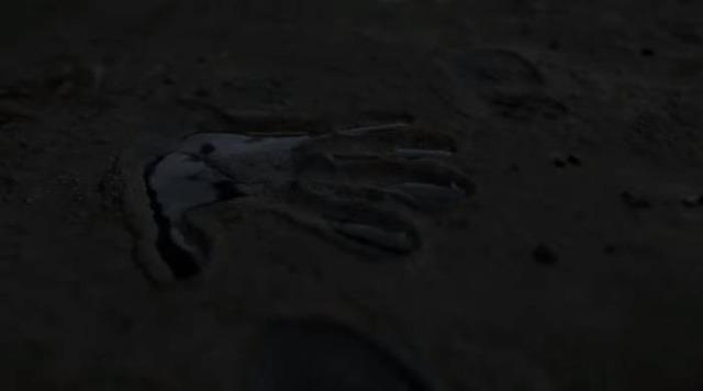 主人公に忍び寄る影(ゴースト)