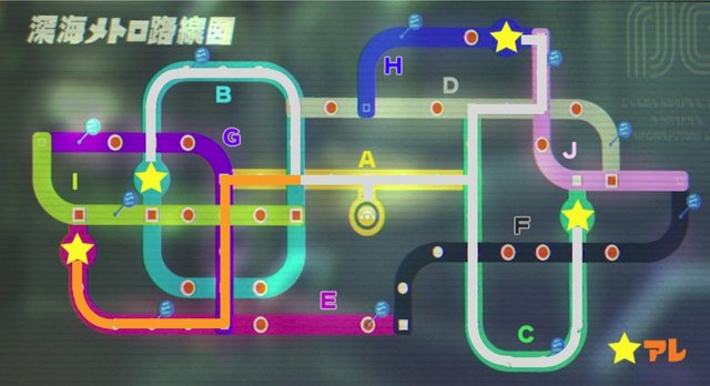 路線図チャート3