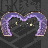 聖夜の夢-バラと水晶のアーチ