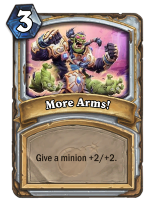 More Arms!