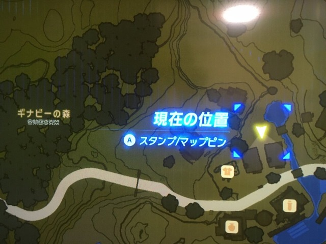 シモツケの居場所