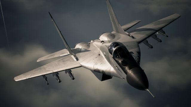 MiG-29A-Fulcrum