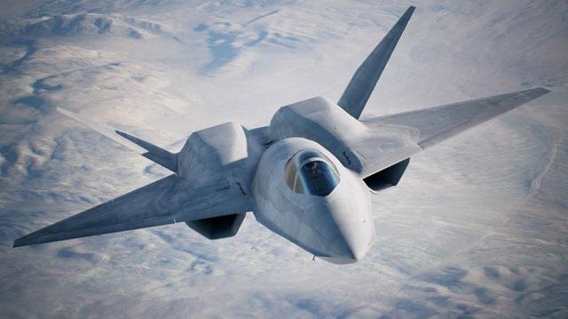 YF-23_Black_Widow_II