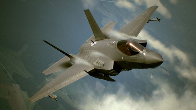 F-35C-Lightning-Ⅱ