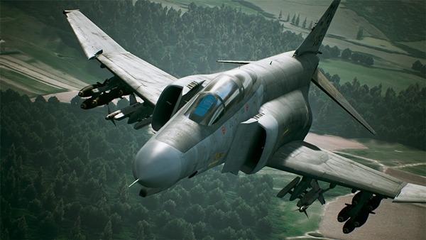 F-4E PhantomⅡ