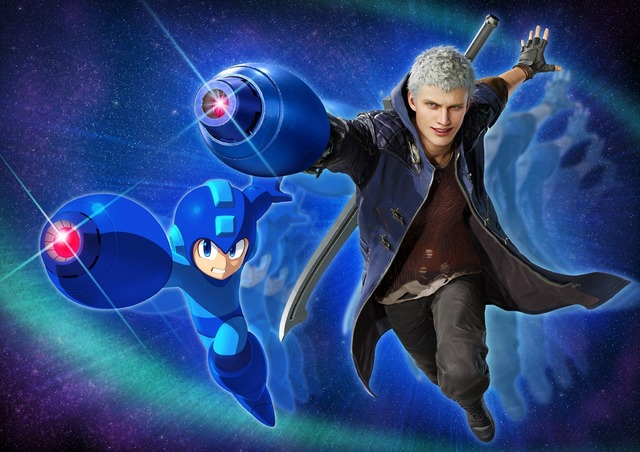 『DEVIL MAY CRY 5』X『ロックマン』