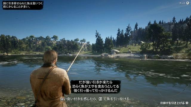 釣り・つつき