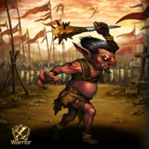 ゴブリン戦士