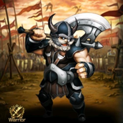 北国の戦士