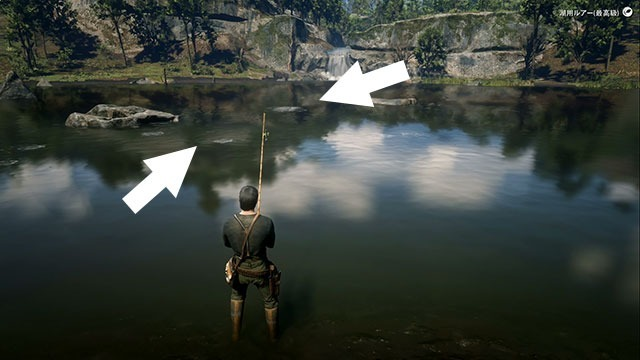 RDR2_釣りのコツ3